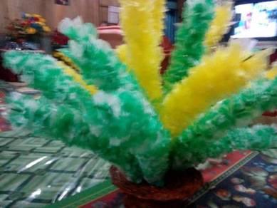 Bunga manggar handmade