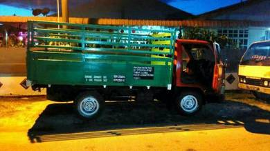 Lorry daihatsu 1 tan