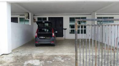 Single Storey Terrace House for Rent, Miri