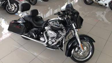 2012 Unregister HD Street Glide