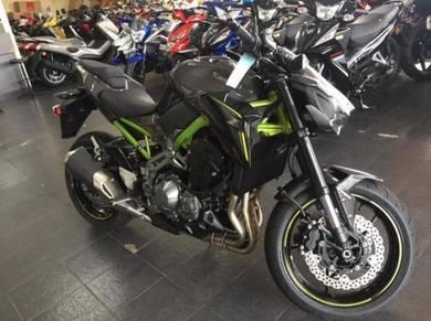Kawasaki Z900 ABS 17 Free Gift Items
