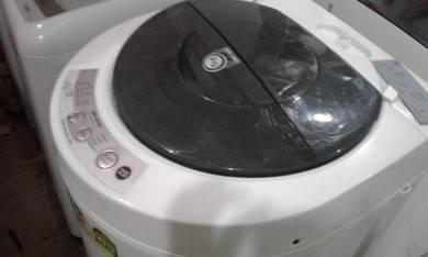7kg sharp mesin basuh full auto