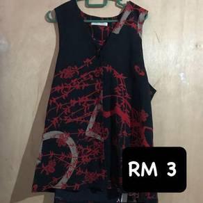 Rm 2 baju murah