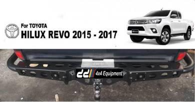 TOYATA HILUX REVO marco rear bull bar bumper 4WD