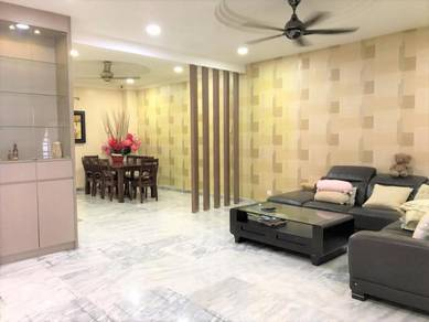 Taman Fadason, 3 sty terrace house, Jinjang, Kepong, Kuala Lumpur