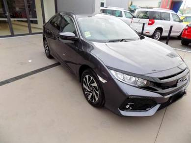 New Honda Civic for sale