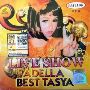 Adella Best Tasya Live Show VCD