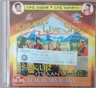 Sukur Makan Ular O.M. Putra Buana Konsert Live Sho