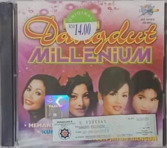 Datu Dangdut Millenium VCD