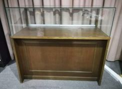 Display Counter and Chair