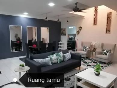 2 storey Saujana Utama 3 *fire sale