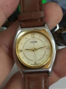 Vintage Nichole lady watch made in japan