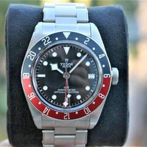 Brand NEW Tudor Black Bay GMT Pepsi