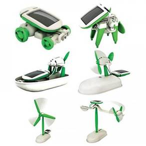 D - Robot Kits 6 in 1 Design (BM)