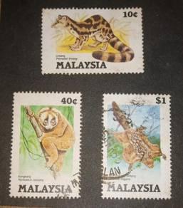 Setem Malaysia - Set S131