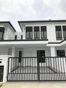 Fully furnished Double storey Terrace Graham Garden, Eco Grandeur