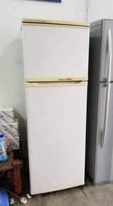 Hesstar fridge 2 doors Peti Sejuk Ais Refrigerator