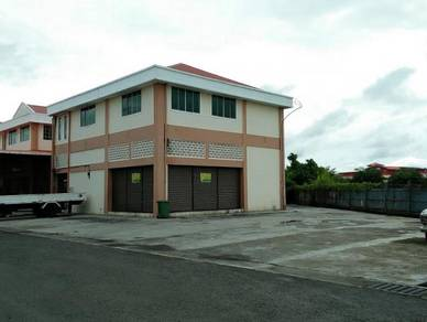 1 1/2 Storey Detached Industrial Building, Thian Mee Industrial Estate