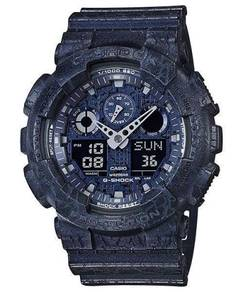 Casio G SHOCK CRACK GROUND GA100CG-2 - ORIGINAL