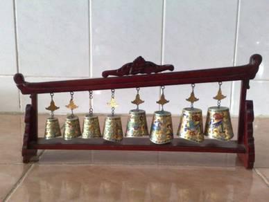 Loceng tembaga decor brass bell