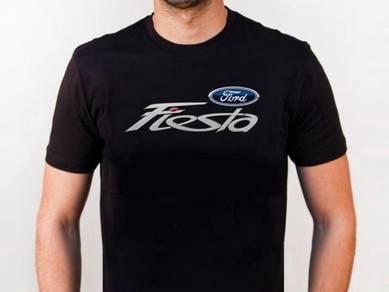 Baju T-Shirt FORD FIESTA NSQ131 siap poslaju