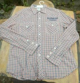 Shane Jeans Original Western Flannel Shirt