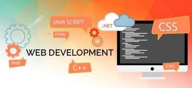 Pembangunan Laman Web Syarikat dan Perniagaan