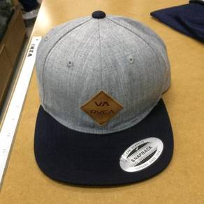 Rvca snapback cap