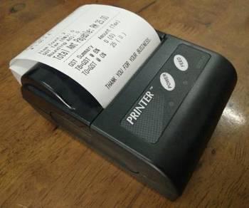 SRS Bluetooth Resit Printer 69 Topup POS SYSTEM