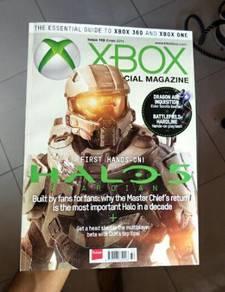 Buku gamer xbox one