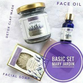 Natural skincare dari Mary Jardin
