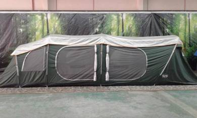 KHEMAH GIANT TUNNEL TENT 16person