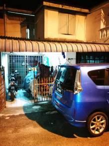 Two storey cluster house,bayan baru,renovated,