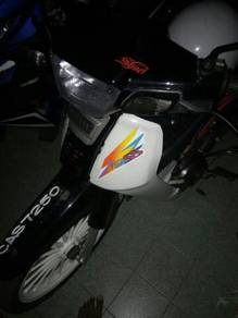 1997 Yamaha Ss 110
