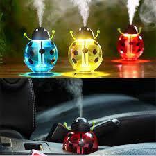 Mini Beetles Humidifier Air - Alat Kabus ( USB )