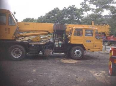 Mobile crane for sales