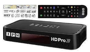 Ipm hd pro 3 free tv