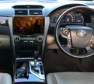 Toyota camry OEM Android Monitor Player