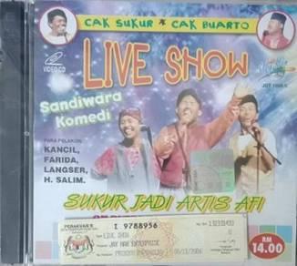 Sukur Jadi Artis Afi Live Show VCD