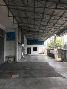 1-1/2 Storey Factory at Menglembu,Ipoh Perak