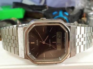 Vintage ALBA digi ana watch