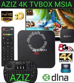 4k ANDROID TV BOX LATEST New version PRELOADED