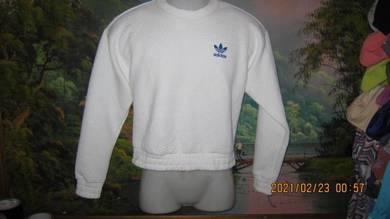 Baju sweatshirt adidas ladies sze M