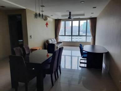 Menjalara 18 Condo Fully Furnish For Rent Near Desa Park City Kepong