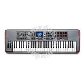 Novation Impulse 61 - 61-Key MIDI Keyboard