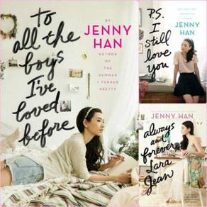 To All the Boys I've Loved Before Series (3 ebook)
