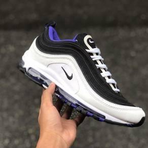 Air max 97 white violet untk dijual