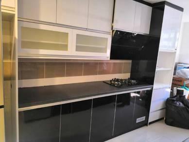 Cabinet dapur puncak gloxina