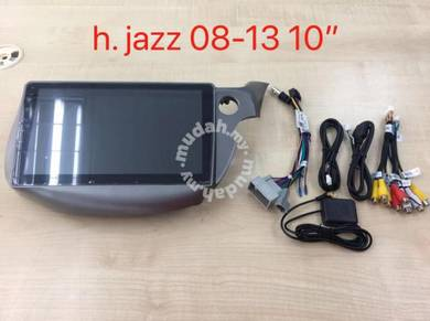 Oem honda jazz 08-13 10* android player 1RAM 16G