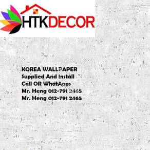 Wallcovering Install at Living Space A8KJA